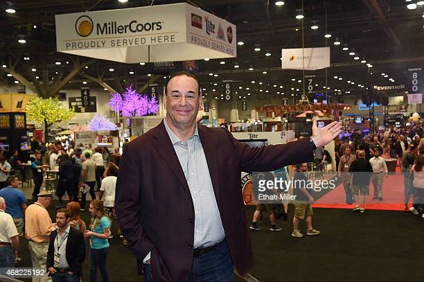 Nightclub Bar Media Group President host and CoExecutive Producer of the Spike television show 'Bar Rescue' Jon Taffer attends the 30th annual...