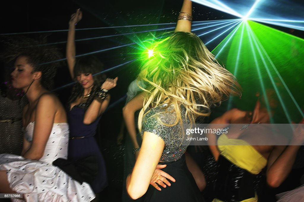 Nightclub Dancers : Stock Photo