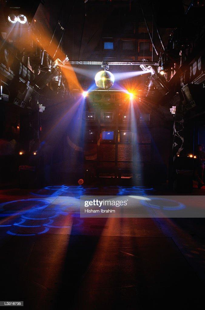 Nightclub Interior : Stock Photo