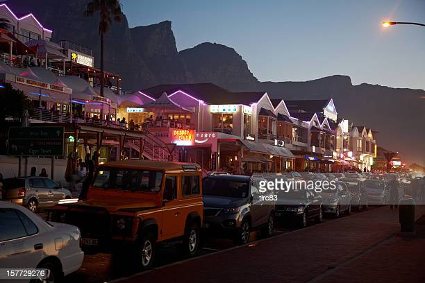 Nightlife at Camps Bay