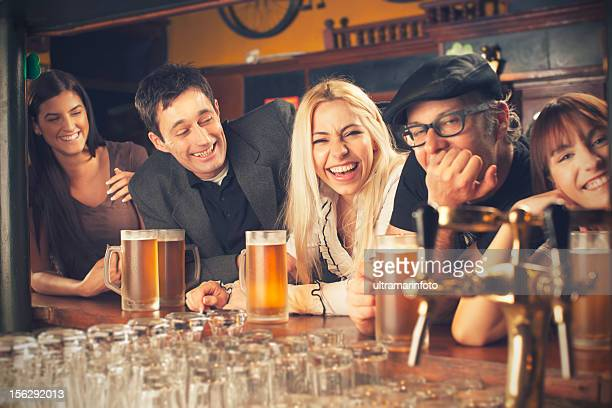 Nightout em um pub