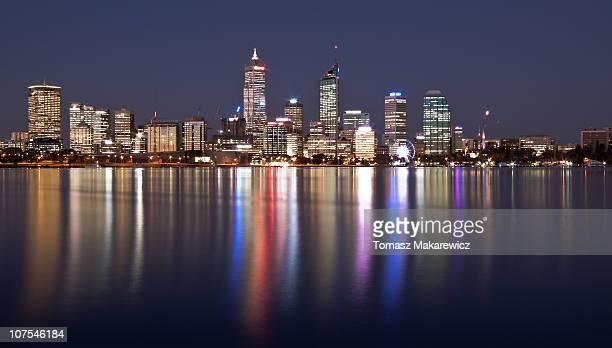 Nightscene - Perth