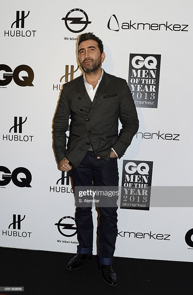 Nihat Odabasi attends the GQ Turkey Men of the Year awards at Four Seasons Bosphorus Hotel on December 11, 2013 in Istanbul, Turkey.