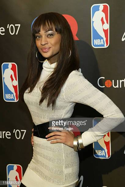 Nik during GQ and NBA Present Courtture '07 CoHosted by Tony Potts and Frederique Van Der Wal at NBA Store in New York City New York United States