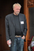 Nike Chairman Phil Knight attends the Allen Company Sun Valley Conference on July 7 2011 in Sun Valley Idaho The conference has been hosted annually...