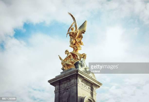 Nike of the Victoria Memorial, London