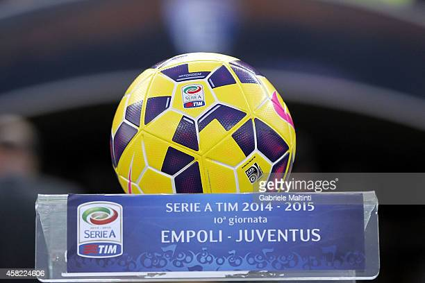 Nike Ordem HiVis before the Serie A match between Empoli FC and Juventus FC at Stadio Carlo Castellani on November 1 2014 in Empoli Italy