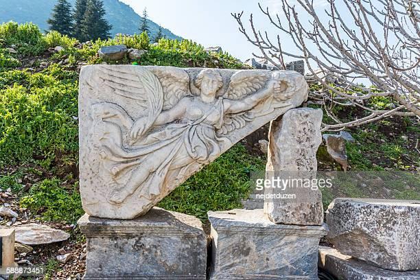 Nike Statue, Ephesus Ancient City