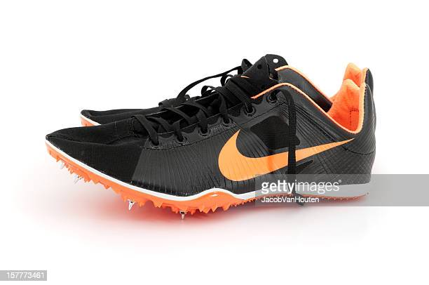 Nike Zoom Victory Track Spike Isolated on White