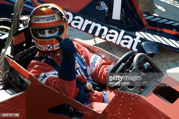 Niki Lauda BrabhamAlfa Romeo BT46 Grand Prix of Monaco Monaco 07 May 1978