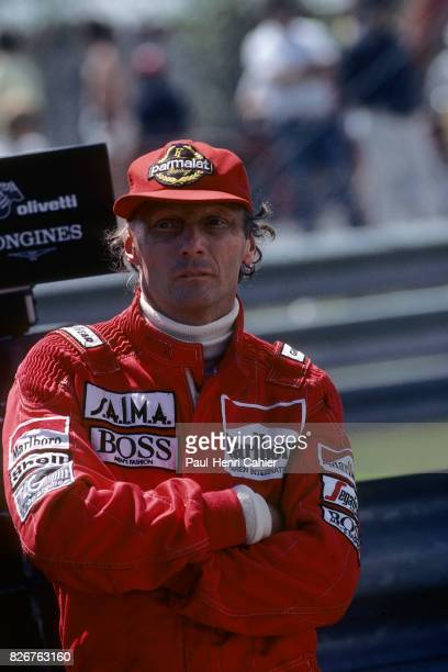 Niki Lauda Grand Prix of Canada Circuit Gilles Villeneuve 16 June 1985