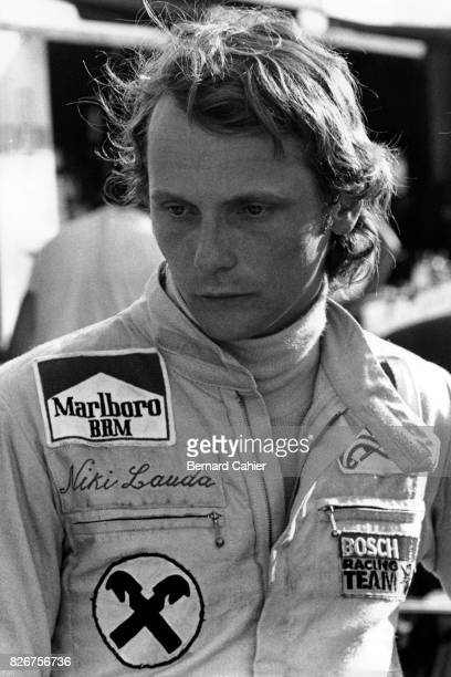 Niki Lauda Grand Prix of France Paul Ricard 01 July 1973