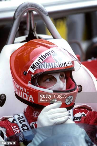 Niki Lauda Grand Prix of Italy Monza 12 September 1976