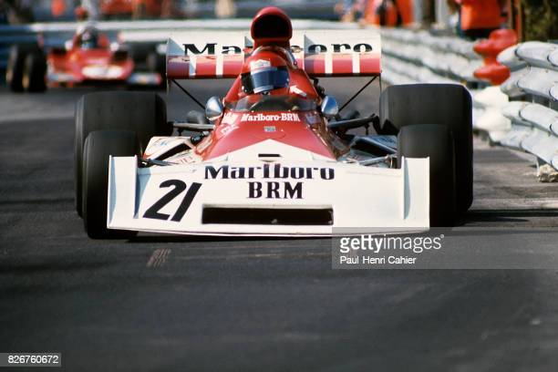 Niki Lauda Grand Prix of Monaco Monaco 03 June 1973