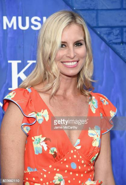 Niki Taylor attends the Apple Music and KYGO 'Stole The Show' Documentary Film Premiere at The Metrograph on July 25 2017 in New York City
