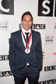 Nikihil Seetharam attends 2013 SESAC Pop Music Awards at New York Public Library on May 13 2013 in New York City