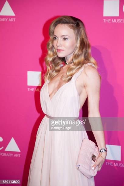 Nikita Kahn attends The Museum of Contemporary Art Los Angeles Annual Gala at The Geffen Contemporary at MOCA on April 29 2017 in Los Angeles...