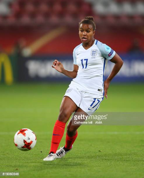 Nikita Parris of England Women during the UEFA Women's Euro 2017 match between England and Scotland at Stadion Galgenwaard on July 19 2017 in Utrecht...