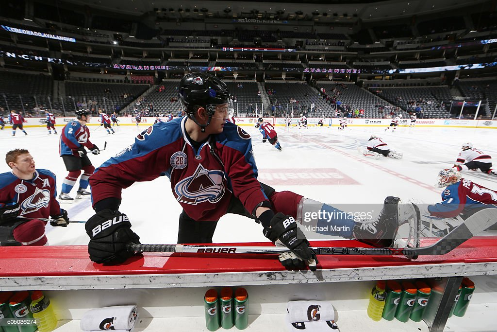 New Jersey Devils v Colorado Avalanche | Getty Images