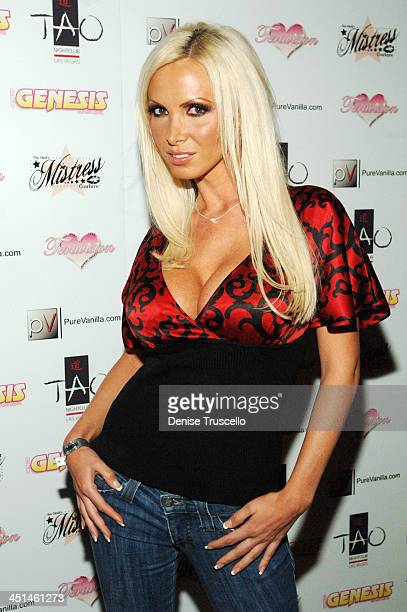 Nikki Benz during Tera Patrick's 2nd Annual Las Vegas Diva Party Debut Fashion Show Arrivals at TAO Nightclub at The Venetian Hotel and Casino Resort...