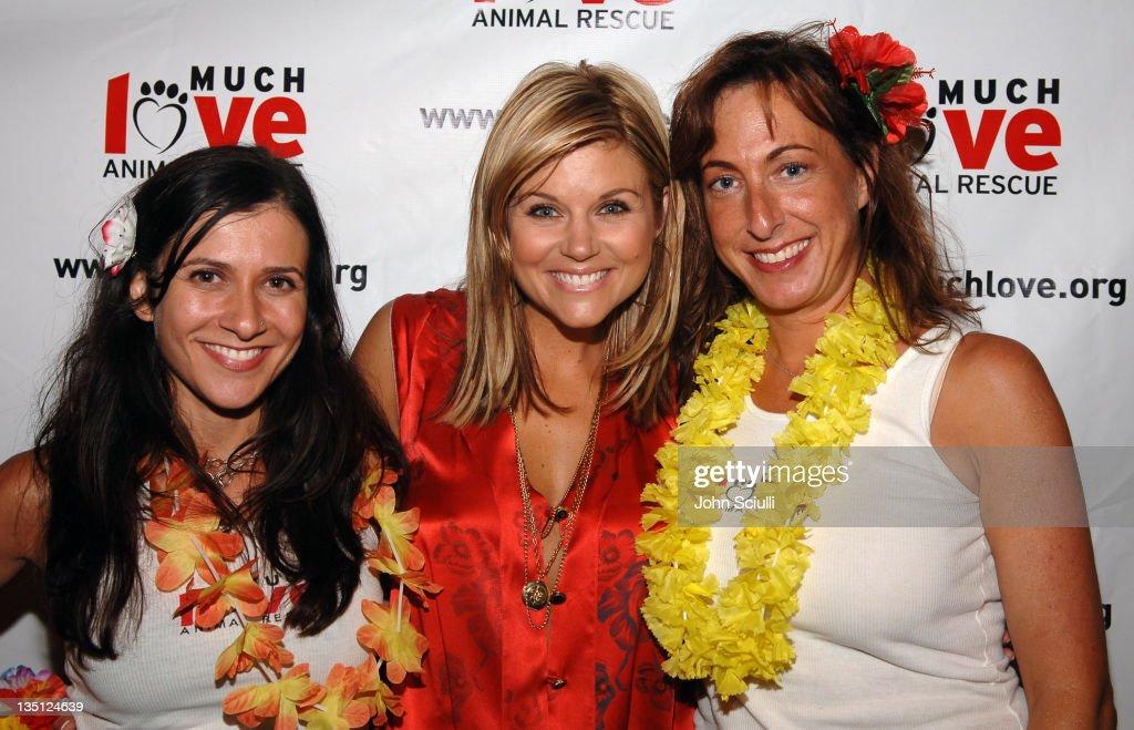 Nikki Ferraro Vice President Talent Relations and Special Events Showtime Tiffani Thiessen and Ruthanne Secunda Exec VP Senior UTA Agent
