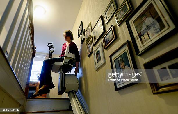 nikki gagnon of westbrook is living in pain - Lift Up Stairs