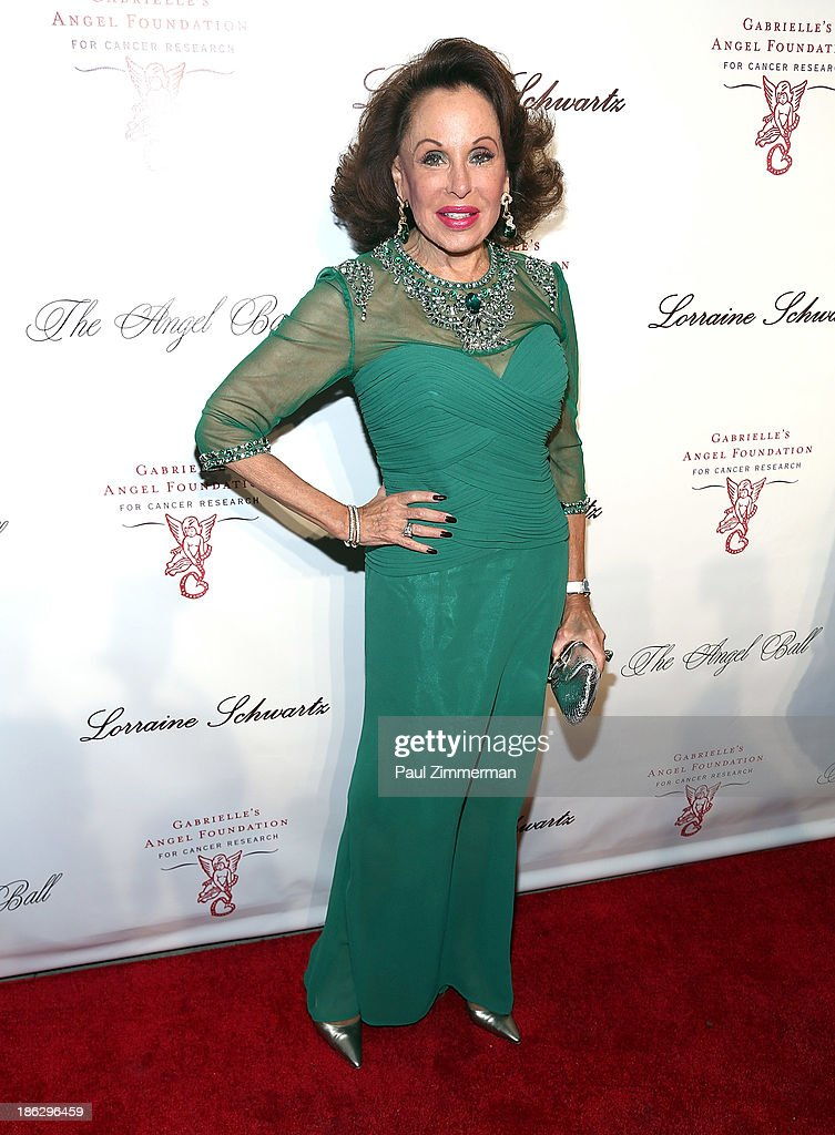 Nikki Haskell attends Angel Ball 2013 at Cipriani Wall Street on October 29, 2013 in New York City.