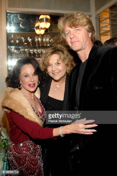 Nikki Haskell Brenda Vaccaro and attend Mayor Antonio Villaraigosa celebrates Nikki Haskell's Birthday at Sierra Towers on May 17th 2010 in West...