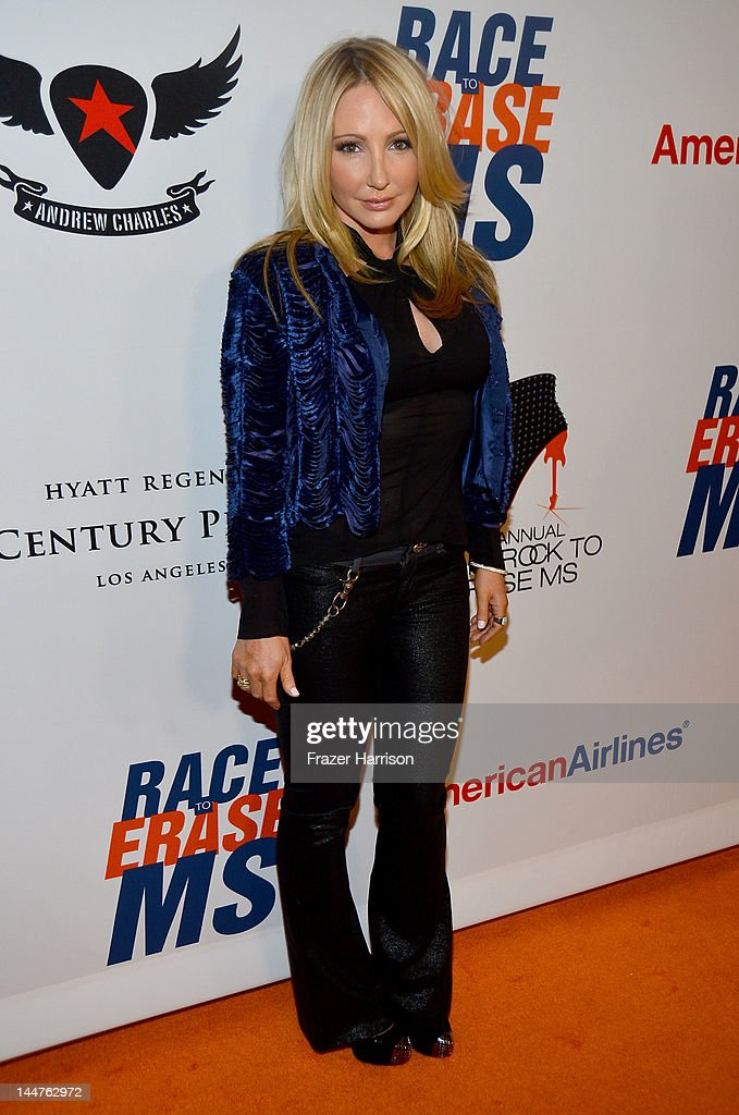 Nikki Lund arrives at the 19th Annual Race to Erase MS held at the Hyatt Regency Century Plaza on May 18, 2012 in Century City, California.