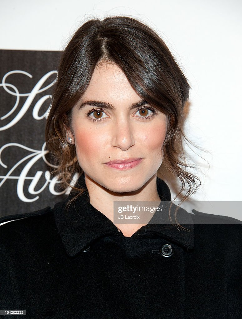 Nikki R attends 'An Evening' benefiting The L.A. Gay & Lesbian Center at the Beverly Wilshire Four Seasons Hotel on March 21, 2013 in Beverly Hills, California.