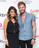 Nikki Reed and Paul McDonald attend the Bloomingdale's 2014 Pink Party at Bloomingdale's 59th Street on October 2 2014 in New York City