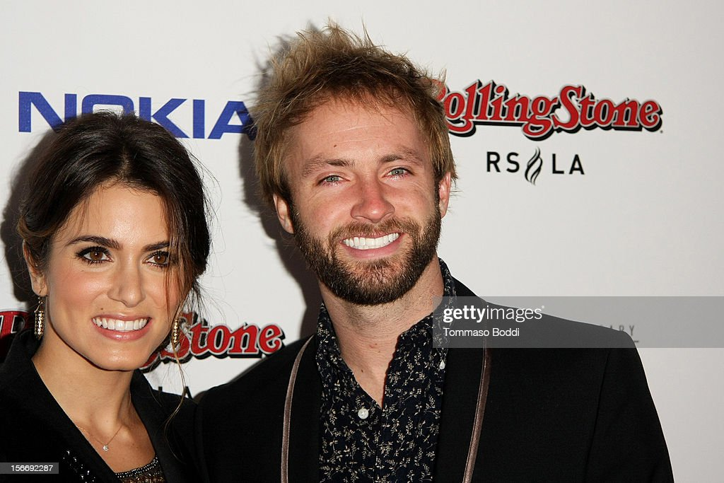 Nikki Reed (L) and Paul McDonald attend the Rolling Stone after party for the 2012 American Music Awards presented by Nokia and Rdio held at the Rolling Stone Restaurant And Lounge on November 18, 2012 in Los Angeles, California.