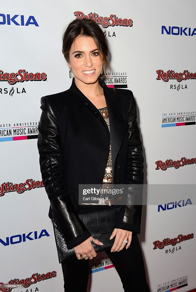 Nikki Reed arrives at Rolling Stone Magazine Official 2012 American Music Awards VIP After Party presented by Nokia and Rdio at Rolling Stone Restaurant And Lounge on November 18, 2012 in Los Angeles, California.