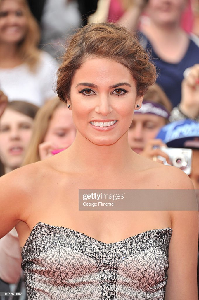 <a gi-track='captionPersonalityLinkClicked' href=/galleries/search?phrase=Nikki+Reed&family=editorial&specificpeople=220844 ng-click='$event.stopPropagation()'>Nikki Reed</a> arrives on the red carpet of the 22nd Annual MuchMusic Video Awards at the MuchMusic HQ on June 19, 2011 in Toronto, Canada.