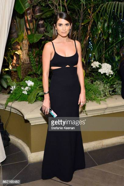 Nikki Reed attends ELLE's 24th Annual Women in Hollywood Celebration presented by L'Oreal Paris Real Is Rare Real Is A Diamond and CALVIN KLEIN at...