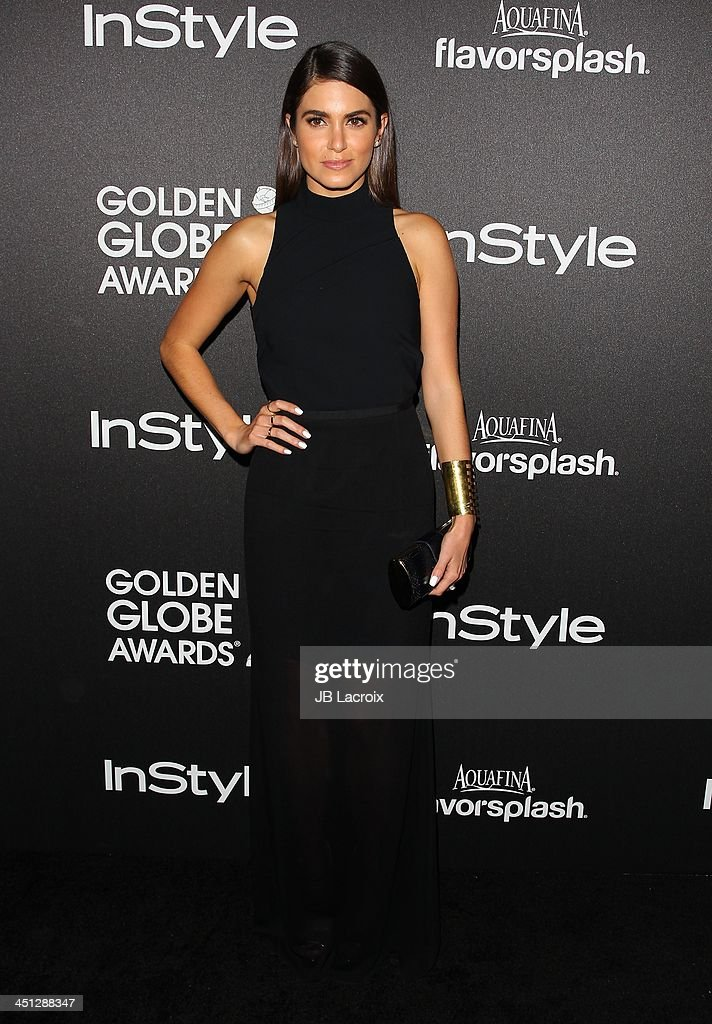 <a gi-track='captionPersonalityLinkClicked' href=/galleries/search?phrase=Nikki+Reed&family=editorial&specificpeople=220844 ng-click='$event.stopPropagation()'>Nikki Reed</a> attends the Hollywood Foreign Press Association (HFPA) And InStyle 2014 Miss Golden Globe Announcement / Celebration at Fig & Olive Melrose Place on November 21, 2013 in West Hollywood, California.