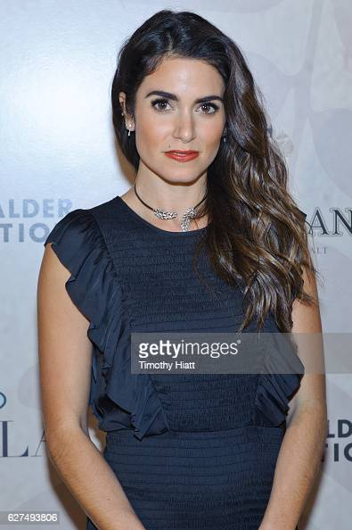 Nikki Reed attends the Ian Sumerhalder Foundation Benefit Gala at Galleria Marchetti on December 3 2016 in Chicago Illinois