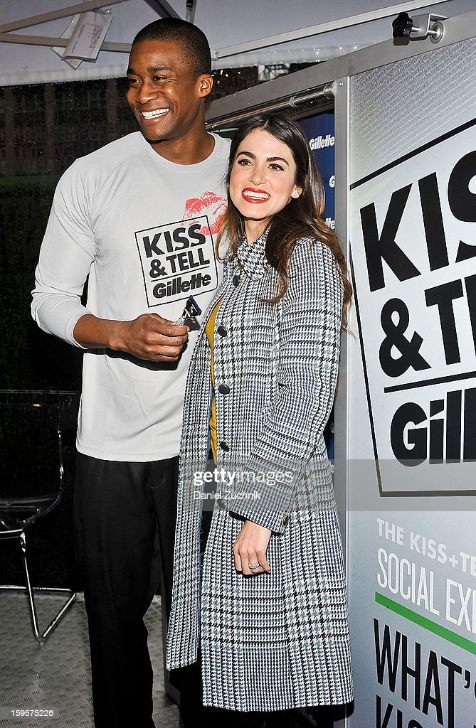 <a gi-track='captionPersonalityLinkClicked' href=/galleries/search?phrase=Nikki+Reed&family=editorial&specificpeople=220844 ng-click='$event.stopPropagation()'>Nikki Reed</a>(R) attends the 'Kiss & Tell' Event Hosted By <a gi-track='captionPersonalityLinkClicked' href=/galleries/search?phrase=Nikki+Reed&family=editorial&specificpeople=220844 ng-click='$event.stopPropagation()'>Nikki Reed</a> at Times Square on January 16, 2013 in New York City.