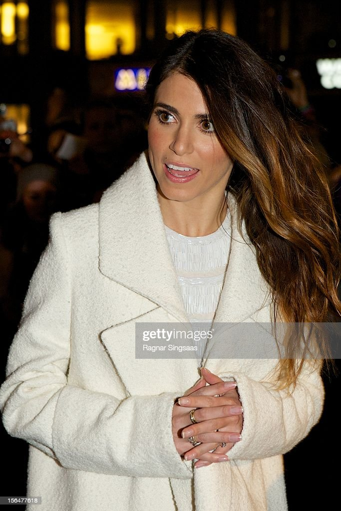 Nikki Reed attends the Norway Premiere of The Twilight Saga: Breaking Dawn Part 2 at Colosseum on November 15, 2012 in Oslo, Norway.