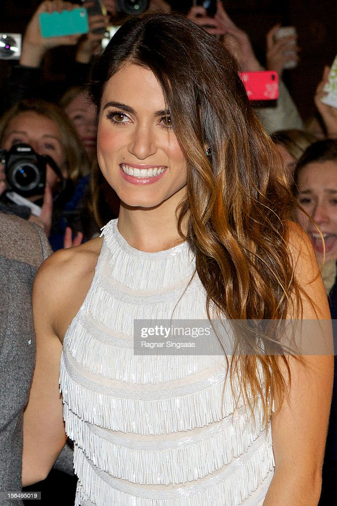 <a gi-track='captionPersonalityLinkClicked' href=/galleries/search?phrase=Nikki+Reed&family=editorial&specificpeople=220844 ng-click='$event.stopPropagation()'>Nikki Reed</a> attends the Norway Premiere of The Twilight Saga: Breaking Dawn Part 2 at Colosseum on November 15, 2012 in Oslo, Norway.