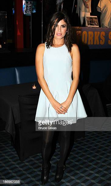 Nikki Reed attends the Opening of The Twilight Forever Fan Experience Exhibit featuring priceless memorabilia at Planet Hollywood Times Square on...