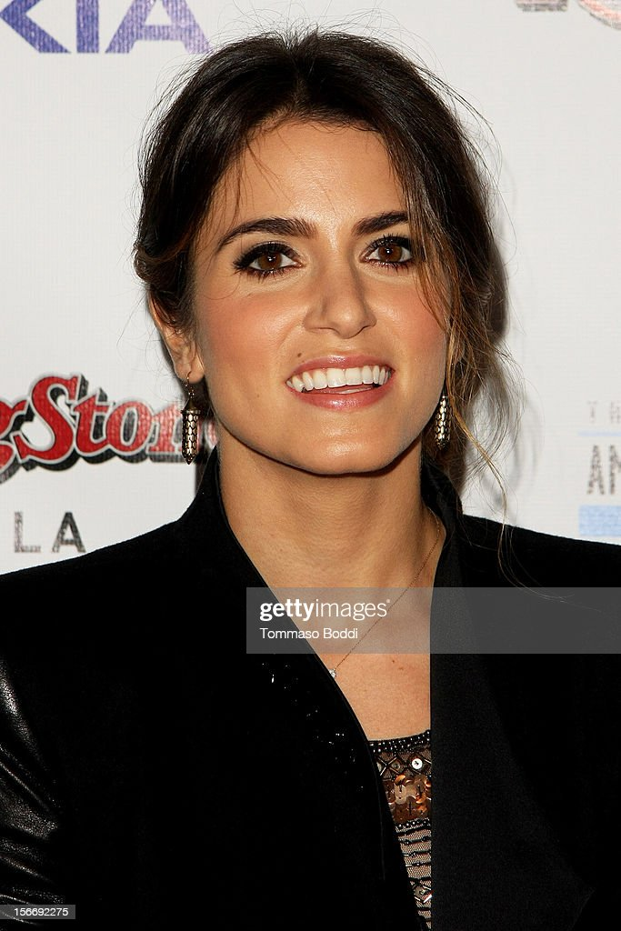 Nikki Reed attends the Rolling Stone after party for the 2012 American Music Awards presented by Nokia and Rdio held at the Rolling Stone Restaurant And Lounge on November 18, 2012 in Los Angeles, California.