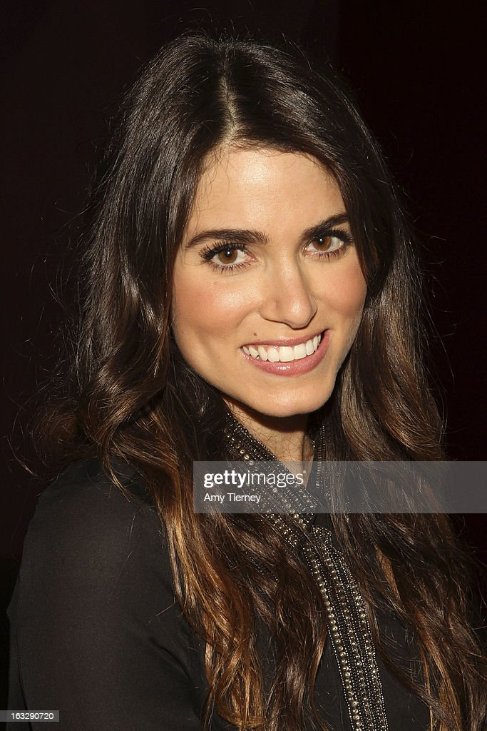 Nikki Reed attends the Step Up Women's Network Women Who Rock Event at The Roxy Theatre on March 6, 2013 in West Hollywood, California.