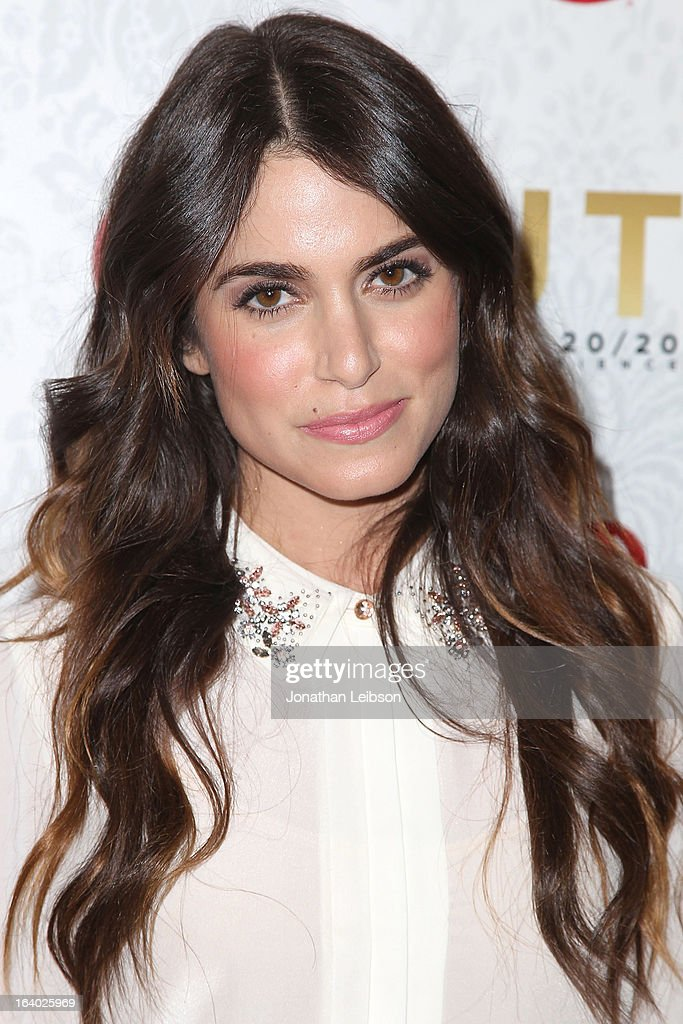 Nikki Reed attends the Target Presents The iHeartRadio '20/20' Album Release Party With Justin Timberlake at El Rey Theatre on March 18, 2013 in Los Angeles, California.