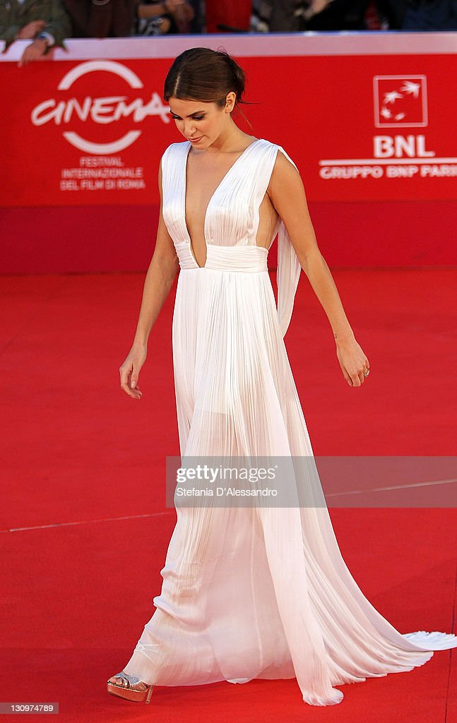 Nikki Reed attends 'The Twilight Saga: Breaking Dawn - Part 1' Premiere during 6th International Rome Film Festivalon October 30, 2011 in Rome, Italy.