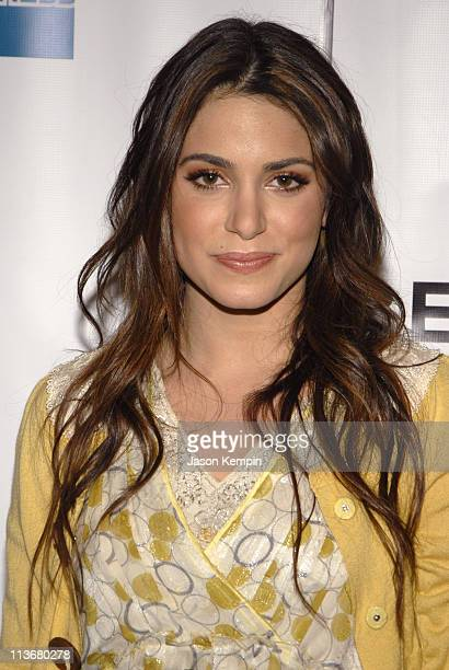 Nikki Reed during 5th Annual Tribeca Film Festival 'Mini's First Time' Premiere at Schimmel Center in New York City New York United States