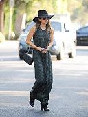 Nikki Reed is seen in Hollywood on November 15 2014 in Los Angeles California