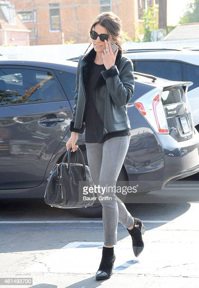 Nikki Reed is seen in Los Angeles on January 13 2015 in Los Angeles California