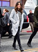 Nikki Reed is seen on January 24 2015 in Park City Utah