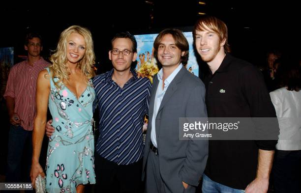 Nikki Schieler Ziering Gary Preisler director Will Friedle and Chris Owen
